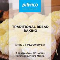 TRADITIONAL BREAD BAKING WORKSHOP