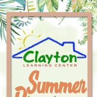 CLAYTON LEARNING CENTER SUMMER PROGRAM 2018