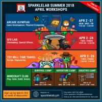 SPARKLELAB SUMMER PROGRAMS