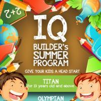 IQ BUILDER'S SUMMER PROGRAM 2018