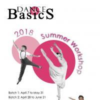 DANCE BASICS SUMMER WORKSHOP 2018