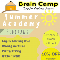 BRAIN CAMP SUMMER ACADEMY 2018