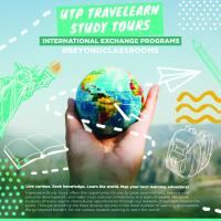 UTP TRAVELEARN INTERNATIONAL SUMMER PROGRAMS AND STUDY TOURS