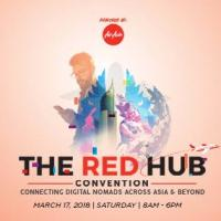 THE RED HUB CONVENTION