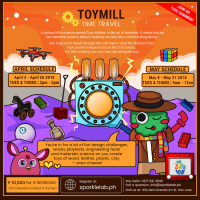 TOY MILL: TIME TRAVEL