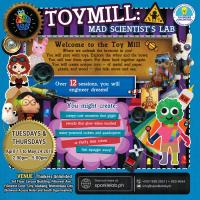 TOY MILL: MAD SCIENTIST