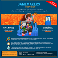 GAMEMAKERS: HACKATHON