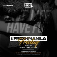 FRESH MANILA FRIDAY AT THE KEG
