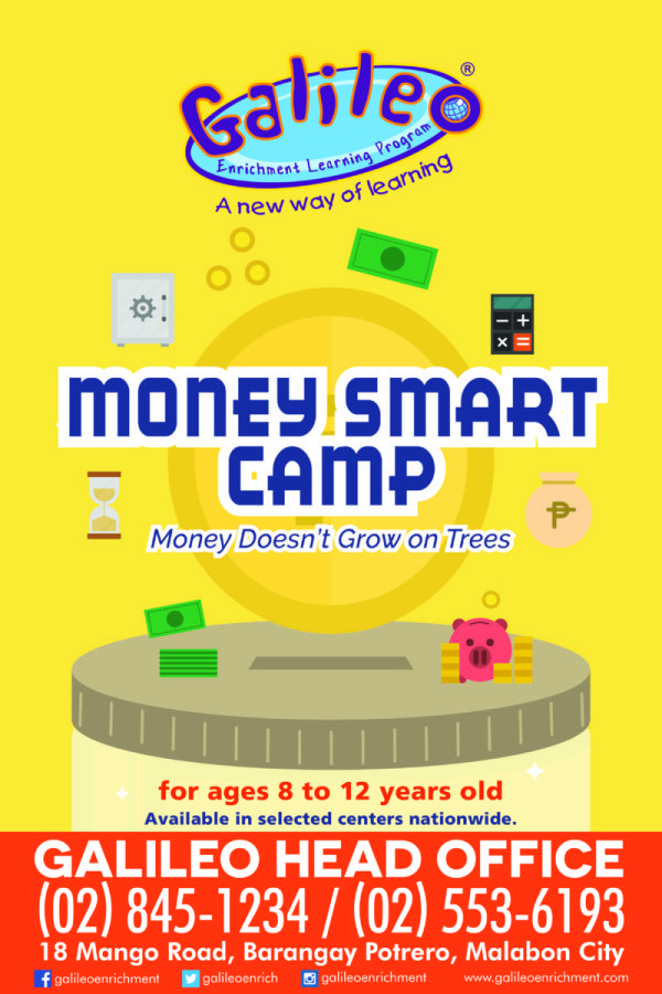 MONEY SMART CAMP