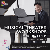 MUSICAL THEATER WORKSHOPS