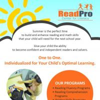 LEARN AND HAVE FUN READPRO CENTER FOR LITERACY
