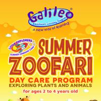 SUMMER LEARNING CAMP: ZOOFARI