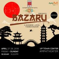 BAZARU: A JAPANESE / LOCAL THEMED BAZAAR