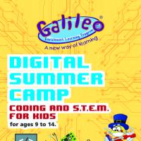 DIGITAL SUMMER CAMP