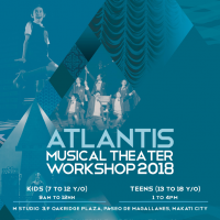 Atlantis Musical Theater Workshops For Kids And Teens