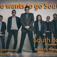 South Border in concert
