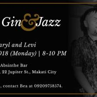 GIN & JAZZ NIGHT FEATURING DARYL & LEVI AT ABV