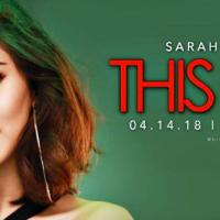 SARAH GERONIMO-THIS 15 ME
