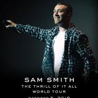The Thrill of It All Tour: Sam Smith Live in Manila