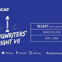 FILSCAP SONGWRITERS' NIGHT VII AT  19 EAST