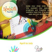 CREATIVE DAYCARE PROGRAMS AT SPROUTS PLAYHUB MAKATI
