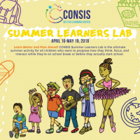 CONSIS SUMMER LEARNERS LAB