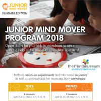 JUNIOR MIND MOVER PROGRAM - SUMMER EDITION