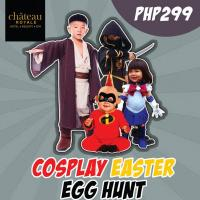 Cosplay Easter EGG HUNT