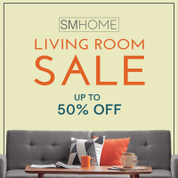 SM HOME LIVING ROOM SALE