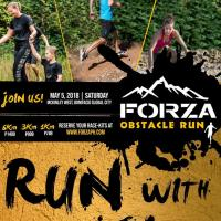 FORZA OBSTACLE RUN