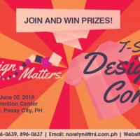 THE 23RD GRAPHIC EXPO T-SHIRT DESIGN CONTEST 2018