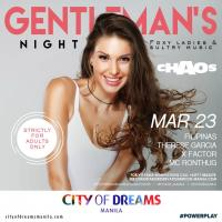 GENTLEMAN'S NIGHT AT CHAOS MANILA