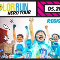 THE COLOR RUN HERO TOUR 2018 IN SM MOA
