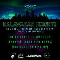 KALAWAKAN HEIGHTS AT CHECKPOINT ROCK BAR