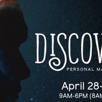 DISCOVERY SEMINAR - APRIL | I AM + LIMITLESS