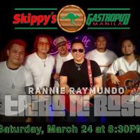 RANNIE RAYMUNDO AND TRIBO NI BOSS AT SKIPPY'S GASTROPUB MANILA