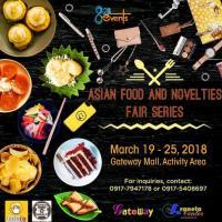 ASIAN FOOD AND NOVELTIES FAIR