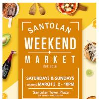 THE SANTOLAN WEEKEND MARKET
