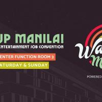 WAKE UP MANILA! 2018 – A CURATED JOB CONVENTION BY SPRINGBOARD