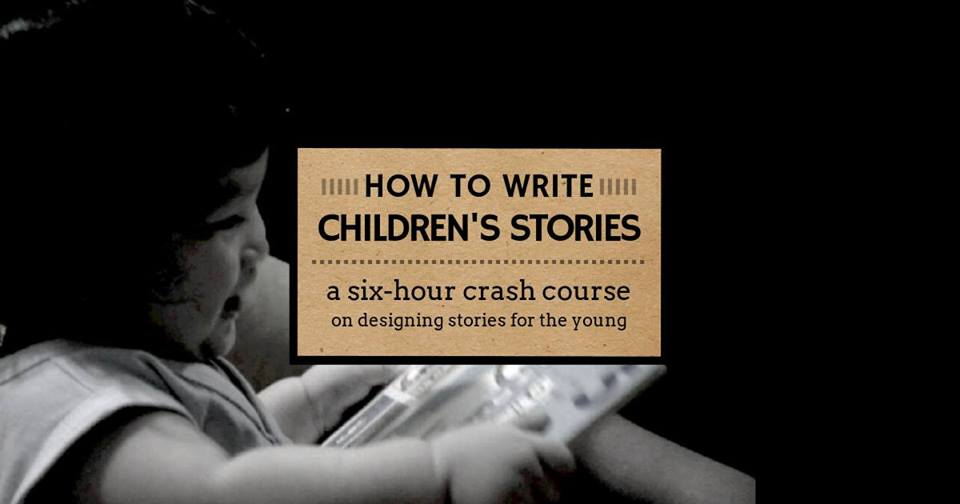 HOW TO WRITE CHILDREN'S STORIES