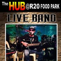 LLOYD MARTINEZ AT THE HUB AT R20 FOOD PARK