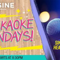 ROCKAOKE MONDAY AT CUISINE BY CHEF & BREWER