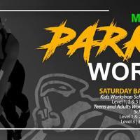 Parkour Level 1 to 3 - Saturday Batch