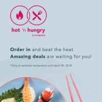 foodpanda Launches Hot 'n Hungry: The Biggest Discounts on Food You Love This Summer