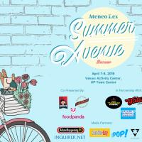 Take a Step Into a Greener Future with Ateneo Lex's Summer Avenue Bazaar this Weekend!