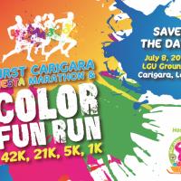 Carigara Fiesta Marathon and Color Fun Run 2018