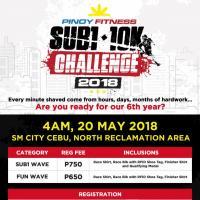 Pinoy Fitness SUB1 10K Challenge 2018 in Cebu