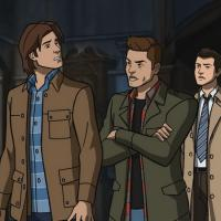 "Supernatural Gets Animated in Scooby-Doo's Crossover Episode ""Scoobynatural"""