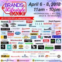 Megabrands & Lifestyle Summer Sale at SM Megatrade Hall