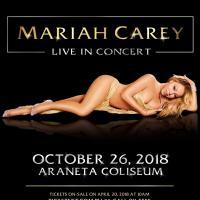 Mariah Carey Live in Concert